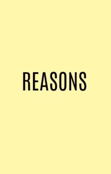 Reasons ; Joshler