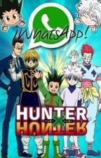 Hunter X Hunter ¡WhatsApp! by LunaDeSuzuki_xD