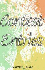 Contest Entry Book by Bubblestar-