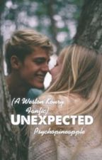 unexpected // weston koury  by psychopineapple