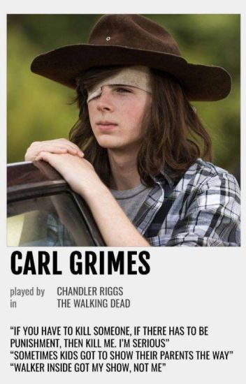 Chandler Riggs Imaginas