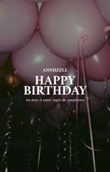 Happy birthday, Bae |j.b|