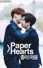 Paper Hearts〈 2Jae 〉 by YJBGOD
