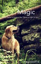 Magic by magicwolf1d