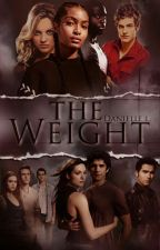 The Weight 《》Erica Reyes  by DanceLikeMagicMike