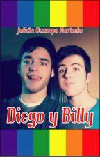 Diego y Billy (GAY) by JulianOcampoHurtado