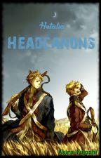 ▶ Hetalia HeadCanons ◀ by Akira-Fujoshi