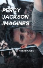 Percy Jackson Imagines by riversmalec