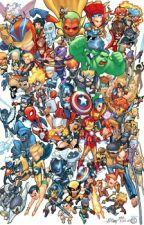 One Shot's (Marvel & DC Comics)  by Hamburguers77