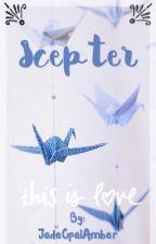 Scepter by JadeOpalAmber