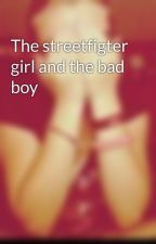 The streetfigter girl and the bad boy by CourtneyWhitton