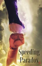 Speeding Paradox •Flash//Avenging Angel FF• by Superjusticeleaguer