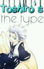 Toushiro's The Type by Karen-Kuchiki
