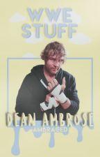 WWE Stuff • d.a. by ambraced