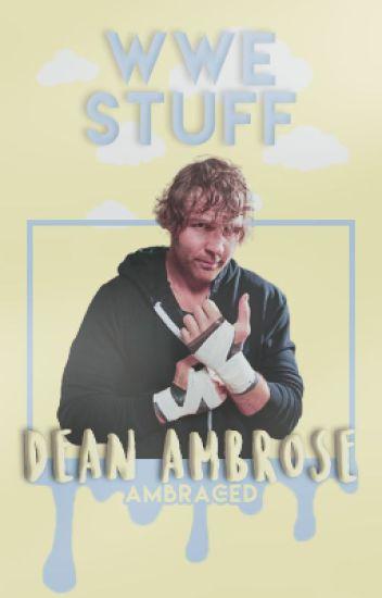 WWE Stuff • d.a.