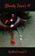Bloody Tear's #1 by MrsCreepyCat