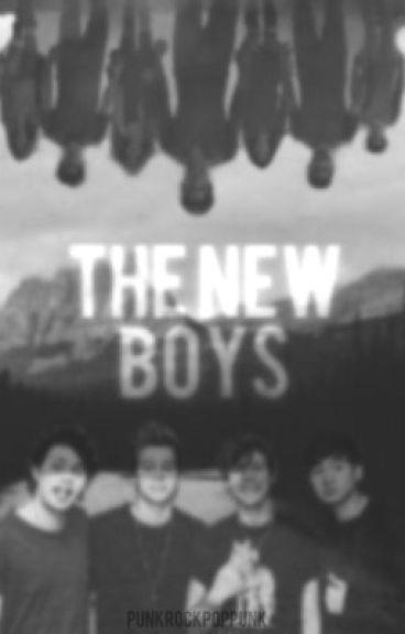 the new boys :: teen wolf & 5sos