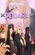 Deidaraツ [cancelado] by Kimbxrly-