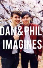 Dan and Phil Imagines by kpopdramallama