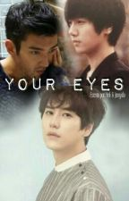 Your eyes {WonYe/KyuSung} by Jongida