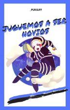 Juguemos a ser Novios(puppet Y Tu)FNAF [Editando] by -PurSuf-