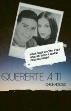 Quererte A Ti|James Rodríguez| by chichadiosx