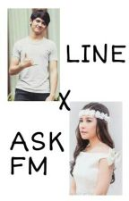 Line x Ask.fm by ali-prilly