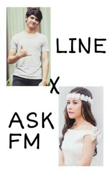 Line x Ask.fm