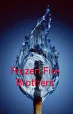Frozen Fire Brothers by JamesPalladinSmith
