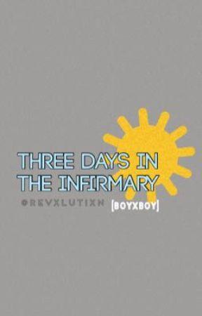Three Days In The Infirmary [Solangelo] - ONE - Wattpad