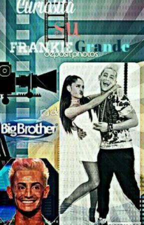 Curiosità su Frankie Grande by occhi_che_sorridono