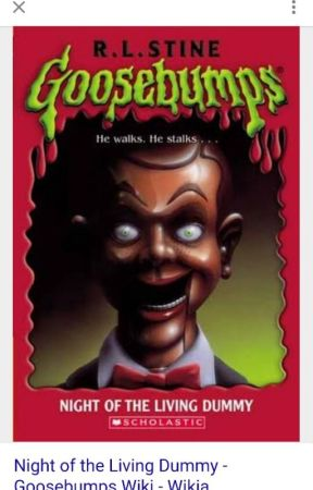 Goosebumps the curse of the living dummy chapter 4 part - Goosebumps werewolf in the living room ...