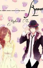 ______ Komori - Raito & Tu (Diabolik Lovers) by SonGasaiYuno