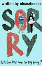 Sorry (EXO XIUMIN FF) by ohseahoonn