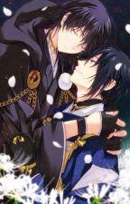 [MikaTsuru] Birth of The Black Sword by Aconitehp