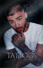Tattoos // zayn [italian translation] by Coccolamimalik