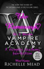 The Runaways ♡ A Vampire Academy fan-fiction ♡ OC X  Mason ON HOLD by MiniHunter