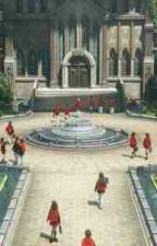 Golden Acres Academy(school Of Magic) by AuraMikaelaManaloSal