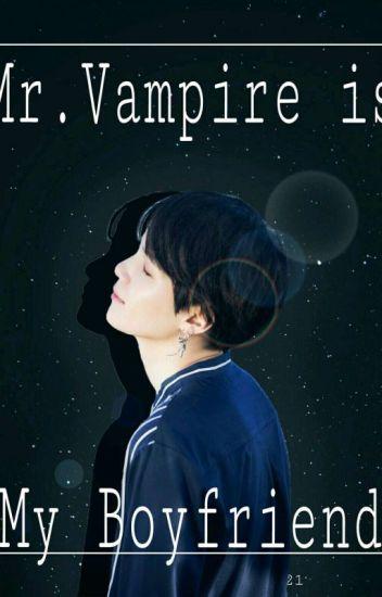 Mr.Vampire is my boyfriend (BTS Suga x Reader)