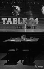 Table 24 ~ Levi Jones by ashtons_alpaca