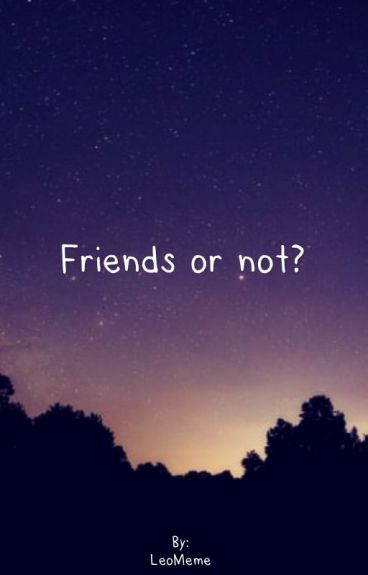 Friends or not? (Yoonmin)