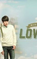 """hi school love on"" an angel turns to a human by LhadieMinHanjell"