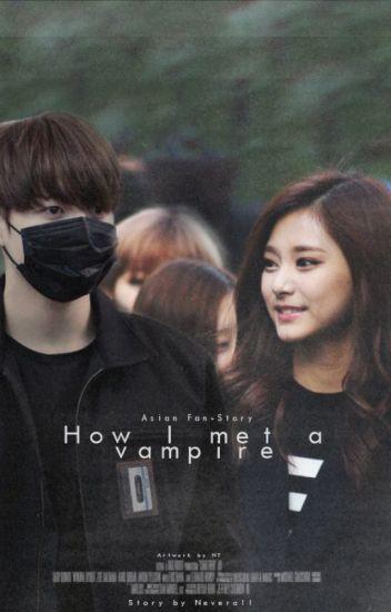 Как я встретила вампира