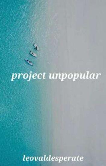 Project Unpopular: A Percabeth AU
