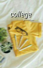 college [ cash ] [ boyxboy ] by sundreamerxo