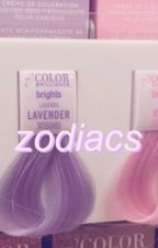 Zodiacs  by decoding