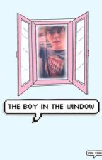 The boy in the window //mashton// by WashHerMouthOut