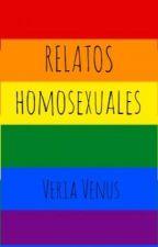 Relatos homosexuales. by veriavenus