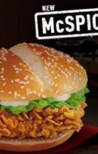McSpicy (One Shot Love Story) by loiskeith