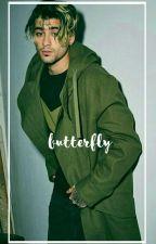 butterfly ❇ z.m. | Malik  by holyyhole